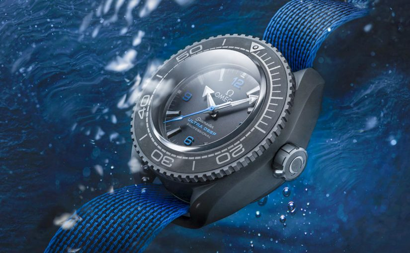 The Best Replica Omega Seamaster Planet Ocean Ultra Deep Professional Watch