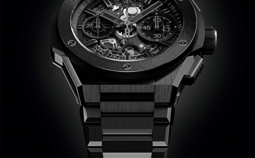 First With an Integrated Bracelet:Best New Hublot Big Bang Integral Replica Watches