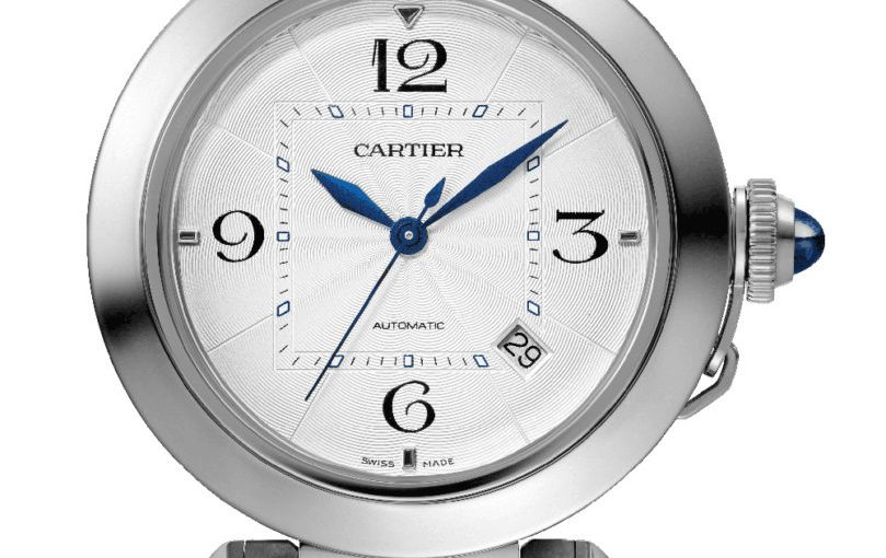 Perfect  Returned Cartier Pasha Replica Watches