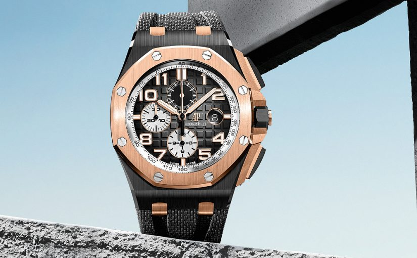Three New Best Audemars Piguet Royal Oak Offshore Selfwinding Chronographs with Arabic Numerals Replica Watches