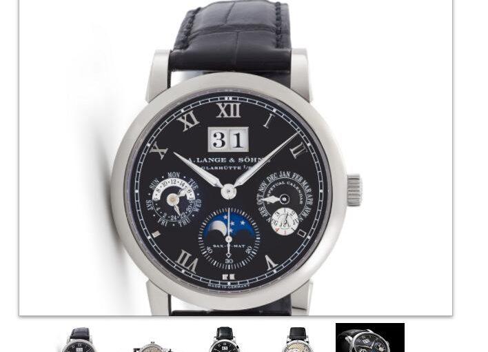 [NEW] A. Lange & Söhne Langematik Perpetual Replica Watches